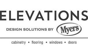 ELEVATIONS DESIGN SOLUTIONS BY MYERS CABINETRY · FLOORING · WINDOWS · DOORS