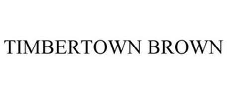 TIMBERTOWN BROWN