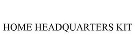 HOME HEADQUARTERS KIT