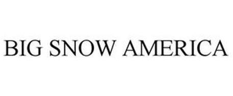 BIG SNOW AMERICA