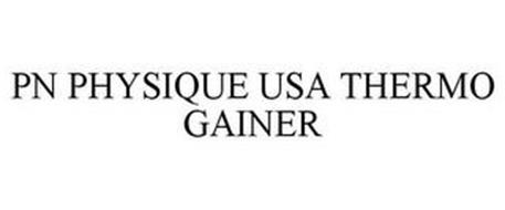 PN PHYSIQUE USA THERMO GAINER