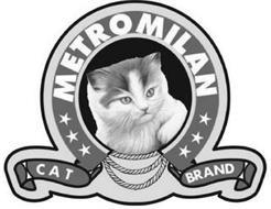 METROMILAN CAT BRAND
