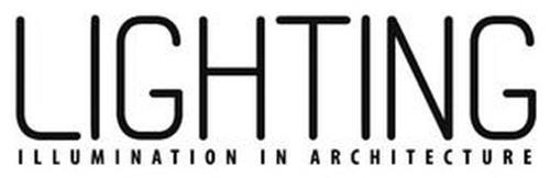 LIGHTING ILLUMINATION IN ARCHITECTURE