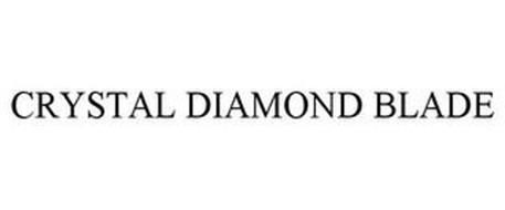 CRYSTAL DIAMOND BLADE