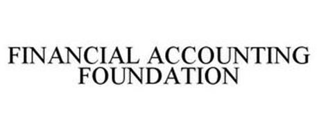FINANCIAL ACCOUNTING FOUNDATION