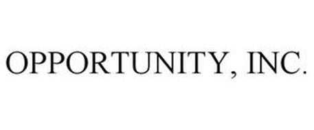 OPPORTUNITY, INC.