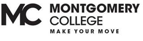 MC MONTGOMERY COLLEGE MAKE YOUR MOVE