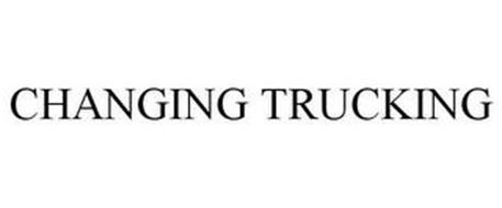 CHANGING TRUCKING