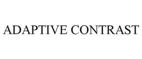 ADAPTIVE CONTRAST