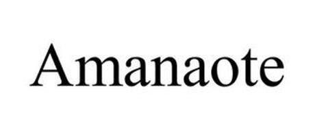 AMANAOTE