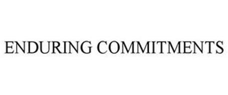 ENDURING COMMITMENTS