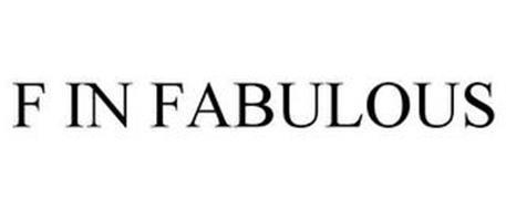F IN FABULOUS