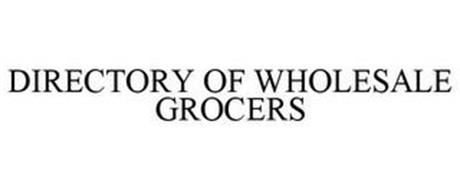 DIRECTORY OF WHOLESALE GROCERS