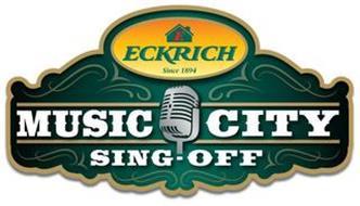 E ECKRICH SINCE 1894 MUSIC CITY SING-OFF