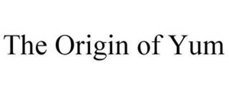 THE ORIGIN OF YUM