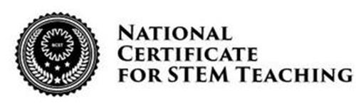 NCST NATIONAL CERTIFICATE FOR STEM TEACHING