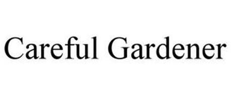 CAREFUL GARDENER