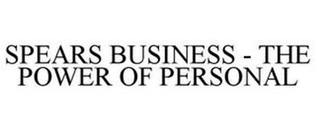 SPEARS BUSINESS - THE POWER OF PERSONAL