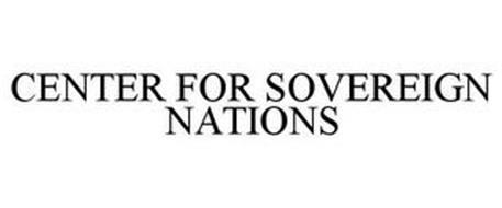 CENTER FOR SOVEREIGN NATIONS