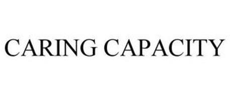 CARING CAPACITY