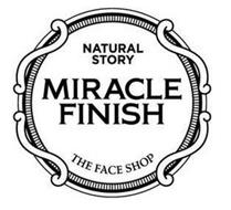 NATURAL STORY MIRACLE FINISH THE FACE SHOP