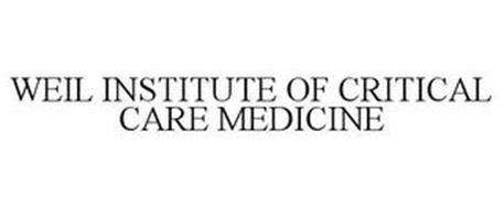 WEIL INSTITUTE OF CRITICAL CARE MEDICINE