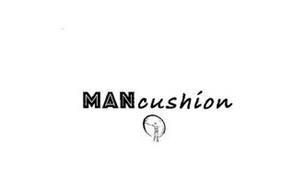 MAN CUSHION