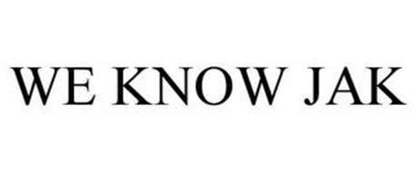 WE KNOW JAK