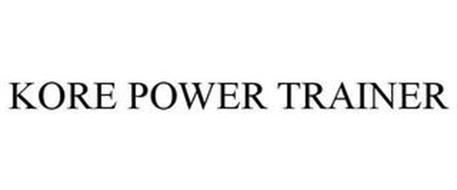 KORE POWER TRAINER