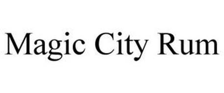 MAGIC CITY RUM