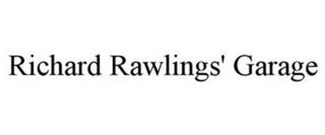 RICHARD RAWLINGS' GARAGE
