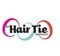 MY HAIR TIE BRACELETS