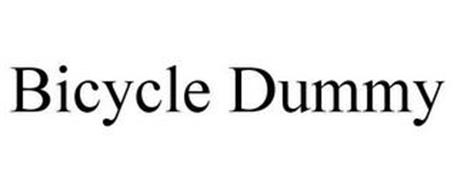 BICYCLE DUMMY