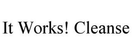 IT WORKS! CLEANSE