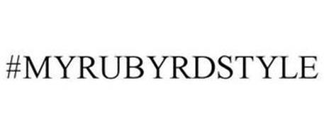 #MYRUBYRDSTYLE