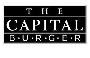 THE CAPITAL B · U · R · G · E · R