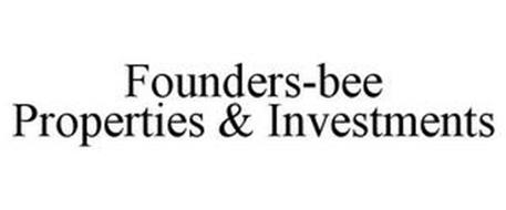 FOUNDERS-BEE PROPERTIES & INVESTMENTS