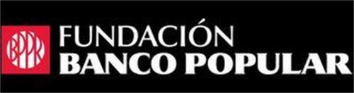 BPPR FUNDACIÓN BANCO POPULAR