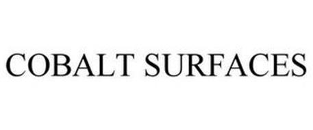 COBALT SURFACES