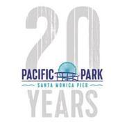 PACIFIC PARK SANTA MONICA PIER 20 YEARS