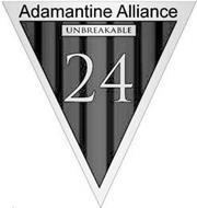 ADAMANTINE ALLIANCE UNBREAKABLE 24