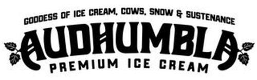 GODDESS OF ICE CREAM, COWS, SNOW & SUSTENANCE AUDHUMBLA PREMIUM ICE CREAM