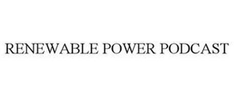 RENEWABLE POWER PODCAST