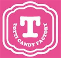 T TOTTI CANDY FACTORY