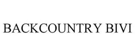BACKCOUNTRY BIVY
