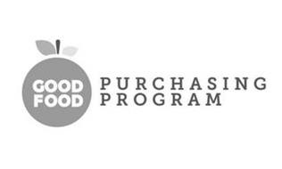 GOOD FOOD PURCHASING PROGRAM