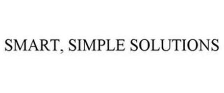 SMART, SIMPLE SOLUTIONS