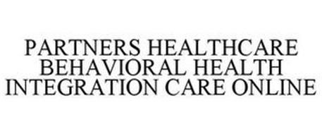 PARTNERS HEALTHCARE BEHAVIORAL HEALTH INTEGRATION CARE ONLINE