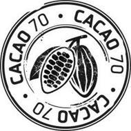 · CACAO 70 ·