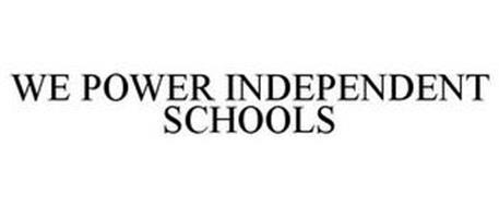 WE POWER INDEPENDENT SCHOOLS